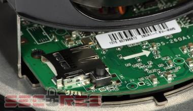DS-2CD2110F-I слот карты памяти