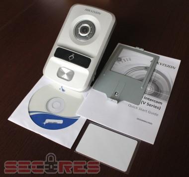 Hikvision DS-KV8102-IP комплектация
