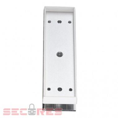Кронштейн для установки магнитного замка на стеклянную дверь