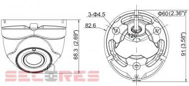 DS-2CE56F1T-ITM